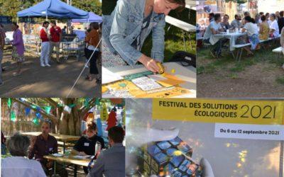 Lancement du festival des solutions écologiques